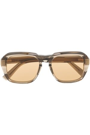 Dunhill Square tinted sunglasses
