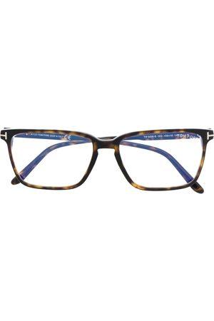 Tom Ford Muži Sluneční brýle - FT5696-B square-frame glasses