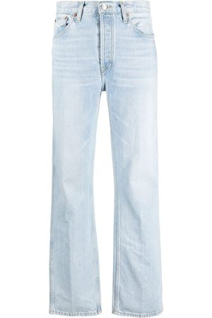 RE/DONE The High Rise loose-fit jeans