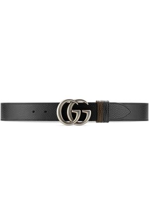 Gucci Muži Pásky - GG Marmont reversible belt