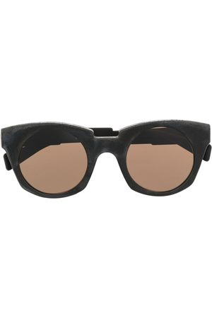 KUBORAUM Chunky cat-eye frame sunglasses