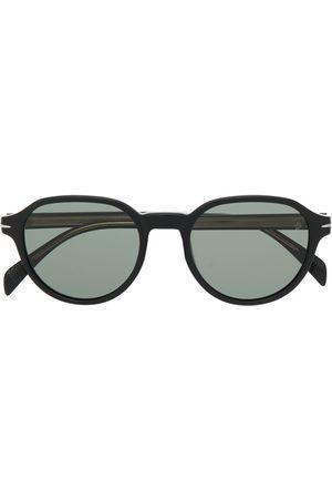 DB EYEWEAR BY DAVID BECKHAM Muži Sluneční brýle - Round-frame sunglasses