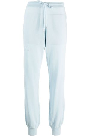 Barrie Ženy Tepláky - Drawstring waist jogging trousers