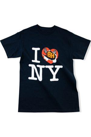 Brockhampton Muži S krátkým rukávem - NY Exclusive T-Shirt