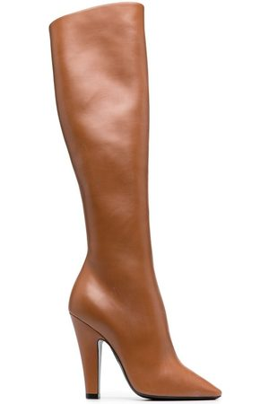 Saint Laurent 68 110mm knee-high boots
