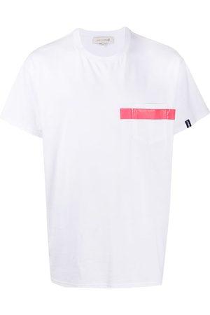 MACKINTOSH Muži S krátkým rukávem - Stripe detail T-shirt