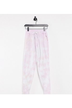 Influence Petite Ženy Tepláky - Slim leg joggers co-ord in multi