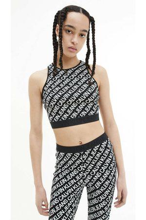 Calvin Klein Ženy Topy - Dámský černý top