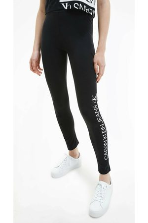 Calvin Klein Ženy Legíny - Dámské černé legíny