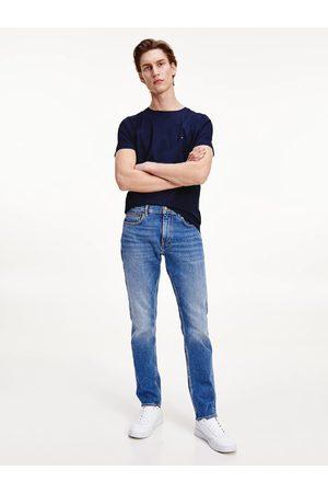 Tommy Hilfiger Muži Džíny - Pánské modré džíny DENTON