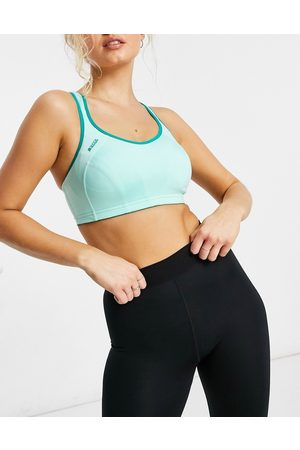 Shock Absorber Active Multi sports bra in teal-Blue