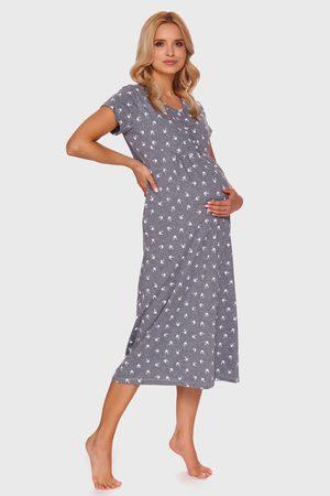 Doctor Nap Mateřská kojicí košilka Karen Grey