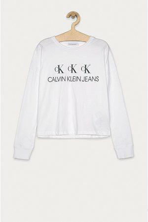 Calvin Klein Dětské tričko s dlouhým rukávem 152-176 cm