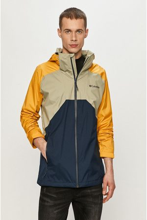 Columbia Muži Venkovní - Nepromokavá bunda