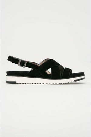 Big Star Semišové sandály
