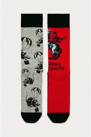 MEDICINE Ponožky Banksy's Graffiti (2-PACK)
