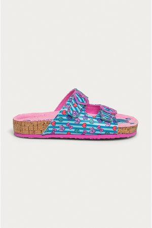Skechers Dětské pantofle
