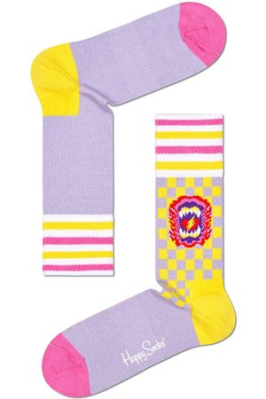 Happy Socks Ponožky Roar Thin Crew