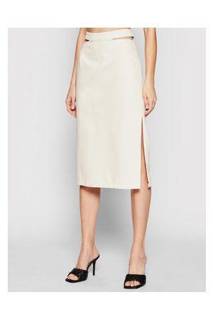 NA-KD Džínová sukně