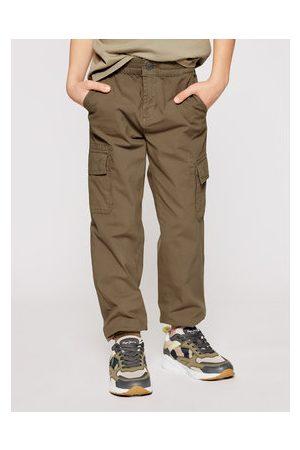 Guess Kalhoty z materiálu