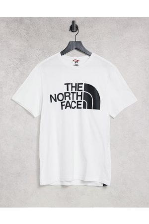 The North Face Standard t-shirt in white