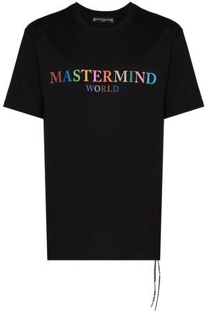 MASTERMIND JAPAN Multicolour logo short-sleeve T-shirt