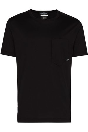 STONE ISLAND SHADOW PROJECT Abstract-print crew-neck T-shirt