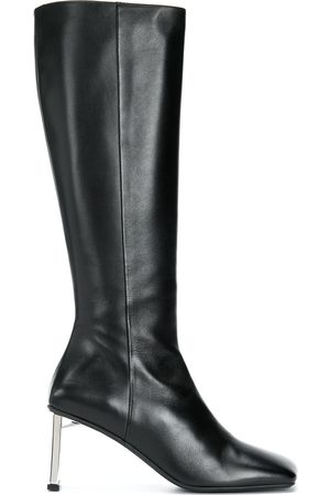 MISBHV Knee-high leather boots