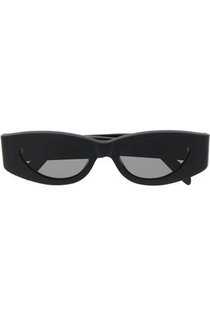 Retrosuperfuture Chunky oval sunglasses