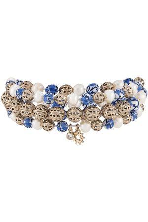 Marchesa Notte Ženy Náramky - Triple bead charm bracelet