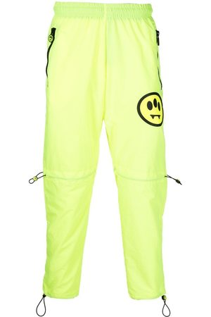 BARROW Smiley-motif track trousers
