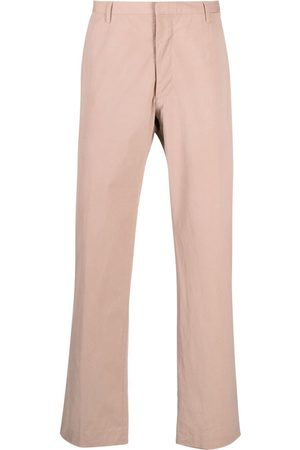 Prada 1990s mid-rise straight-legged trousers