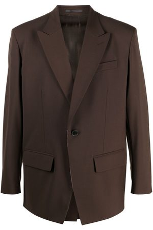 VALENTINO Peak-lapel single-breasted blazer
