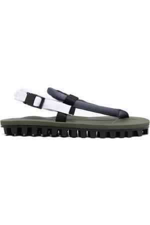 SUICOKE X Vibram slingback sandals