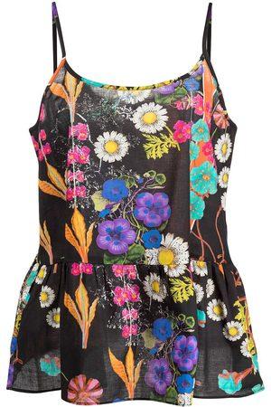 Cynthia Rowley Ženy Spodní prádlo soupravy - Floral-print camisole sleep set