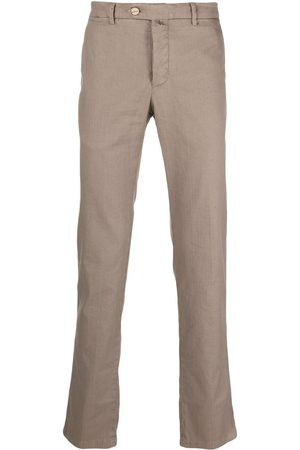 Kiton Skinny-cut trousers
