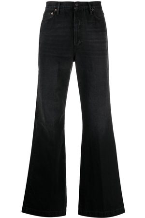 Acne Studios Mid-rise bootcut jeans