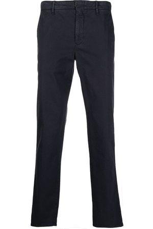 Incotex Muži Chino - Straight-leg cotton chinos