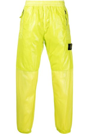 Stone Island Panelled tapered track pants