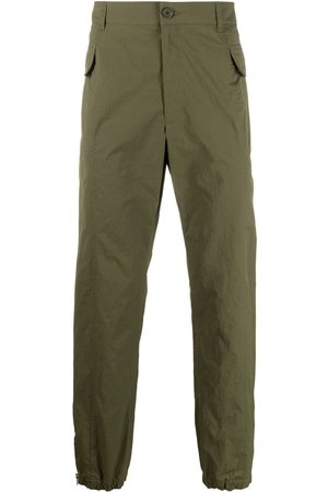 Helmut Lang High-rise slim-fit trousers