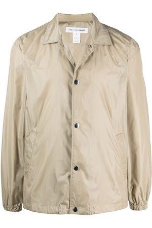 Comme des Garçons Drawstring-waist lightweight jacket