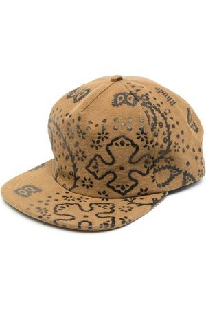 Rhude All-over print baseball cap