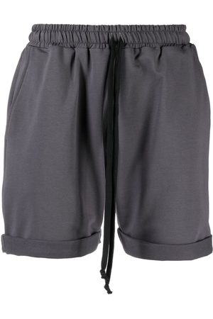 Alchemy High-waist track shorts