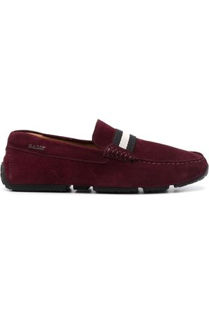 Bally Pearce suede loafers