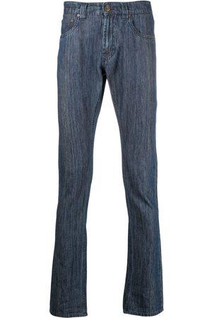 Etro Slim-cut cotton jeans