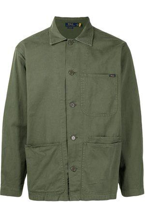 Polo Ralph Lauren Button-up overshirt
