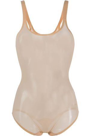 Wolford Tulle Control fitted bodysuit