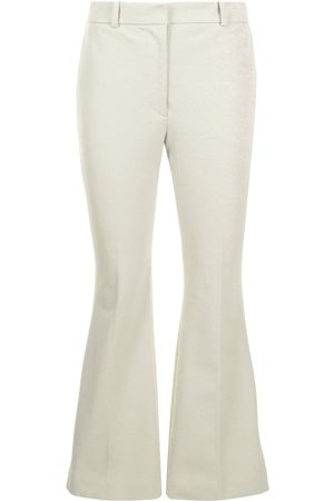 Joseph Cropped flare trousers
