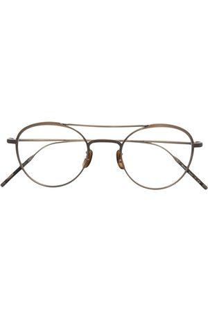 Oliver Peoples Sluneční brýle - TK-2 round-frame glasses