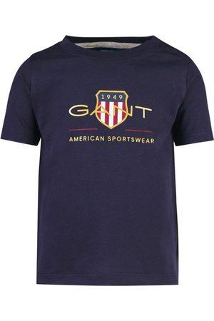 GANT Trička - Tričko D1. Archive Shield Ss T-Shirt